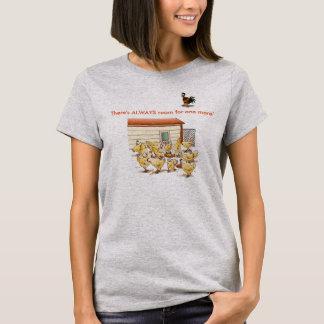 鶏の恋人 Tシャツ