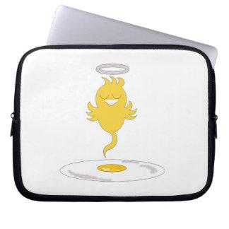 鶏の精神 ラップトップスリーブ