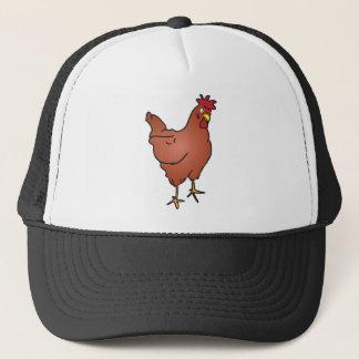 鶏 キャップ