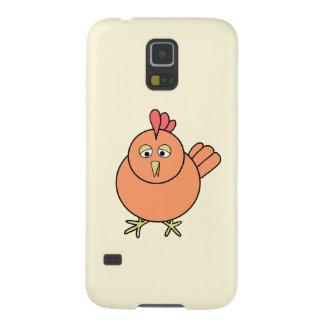 鶏 GALAXY S5 ケース