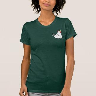 鶏- Tシャツ