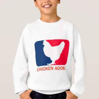 鶏Adobo.png スウェットシャツ