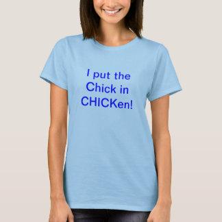 鶏T Tシャツ