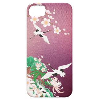 鷲およびダリアC -日本語はiPhoneの場合を設計します iPhone SE/5/5s ケース