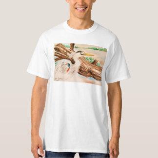 鷲のワイシャツ Tシャツ