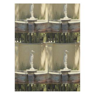 鷲の彫像 テーブルクロス