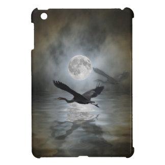 鷲の月のファンタジーのiPad Miniケース iPad Miniケース