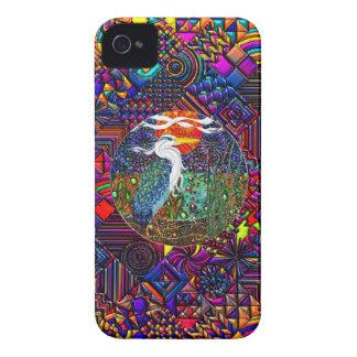 鷲の熱帯景色 Case-Mate iPhone 4 ケース