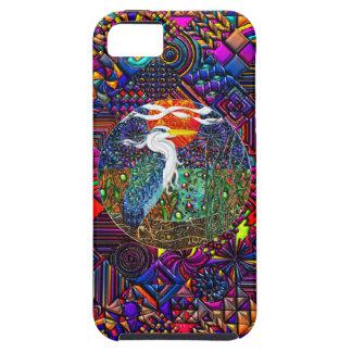 鷲の熱帯景色 iPhone SE/5/5s ケース