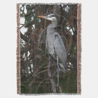 鷲の鳥の野性生物動物の写真撮影 ブランケット