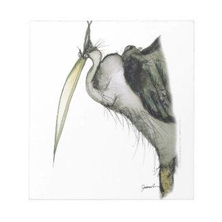 鷲の鳥、贅沢なfernandes ノートパッド