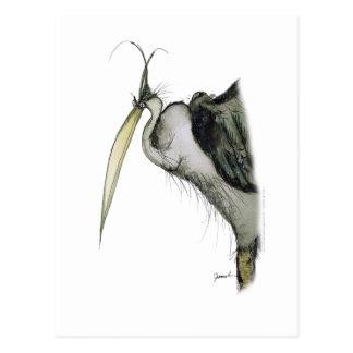 鷲の鳥、贅沢なfernandes ポストカード