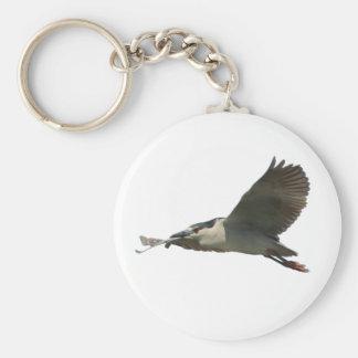 鷲飛行中に4 Keychain キーホルダー