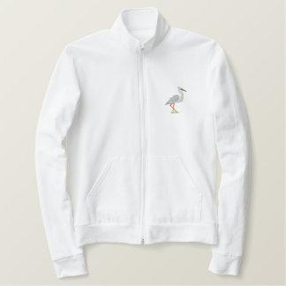 鷲 刺繍入りジャケット