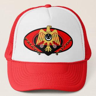 鷹狩のトラック運転手の帽子 キャップ