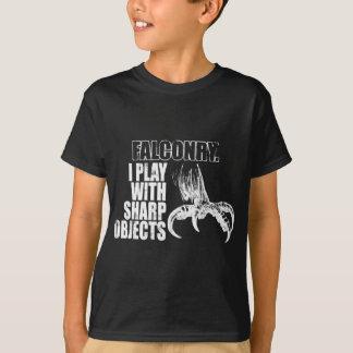 鷹狩 Tシャツ