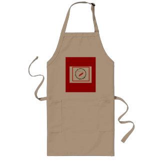 麺棒のカフェ ロングエプロン