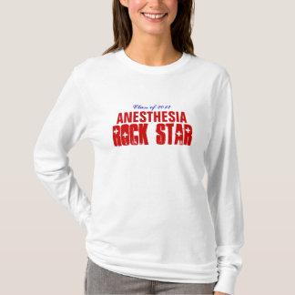 麻酔のロックスター Tシャツ