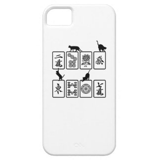 麻雀猫 mahjong cat Case-Mate iPhone 5 ケース