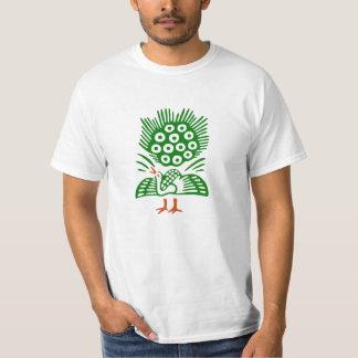 麻雀Tシャツ「イーソー」 1Bamboo Tシャツ