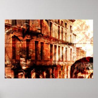 黄土: 覆われた正面24x16inポスター ポスター