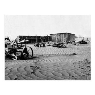 黄塵地帯1935. ポストカード
