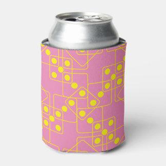 黄色いサイコロ 缶クーラー