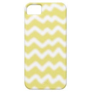 黄色いジグザグ形 iPhone SE/5/5s ケース