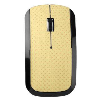 黄色いチーズ一見 ワイヤレスマウス