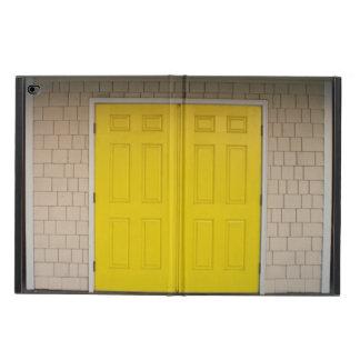黄色いドア POWIS iPad AIR 2 ケース
