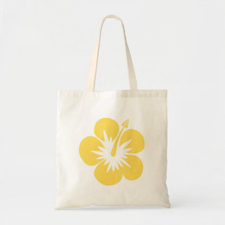 黄色いハイビスカスの花13 トートバッグ