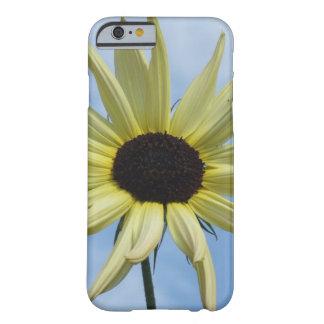 黄色いヒマワリ BARELY THERE iPhone 6 ケース
