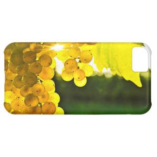 黄色いブドウ iPhone5Cケース