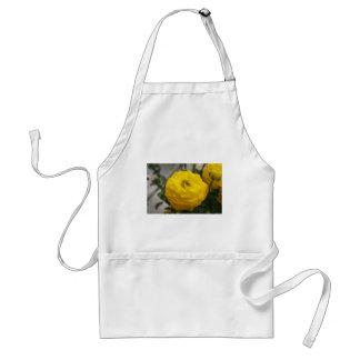 黄色いベゴニア スタンダードエプロン