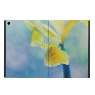 黄色いユリ iPad AIRケース