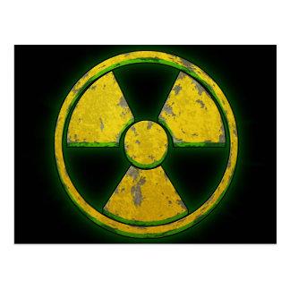 黄色い原子力 ポストカード