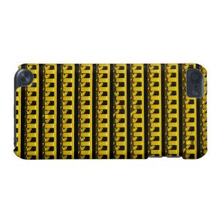黄色い塀 iPod TOUCH 5G ケース