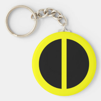 黄色い平等Keychain キーホルダー