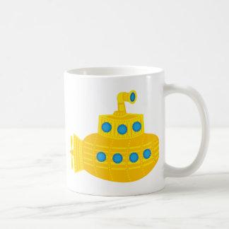 黄色い潜水艦 コーヒーマグカップ