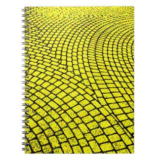 黄色い煉瓦道 ノートブック
