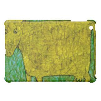 黄色い牛 iPad MINI CASE