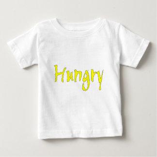 黄色い空腹 ベビーTシャツ
