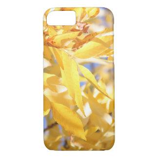 黄色い紅葉 iPhone 8/7ケース