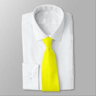 黄色い色のタイ オリジナルタイ