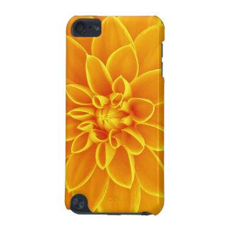 黄色い花の箱 iPod TOUCH 5G ケース