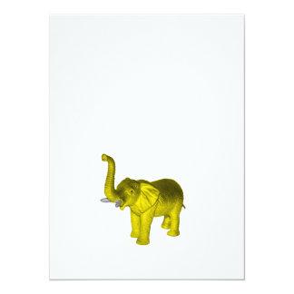 黄色い象 カード