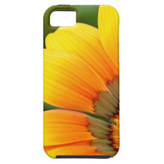 黄色い開花 iPhone SE/5/5s ケース