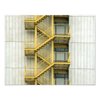 黄色い階段 カード