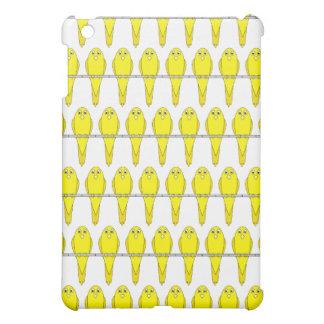 黄色い鳥Pern。 カナリア諸島 iPad Mini Case