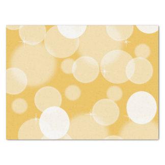 黄色い《写真》ぼけ味 薄葉紙